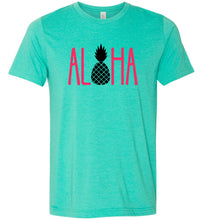 Load image into Gallery viewer, Aloha Adult Tee