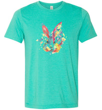 Load image into Gallery viewer, Artistic Bunny Adult Tee