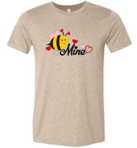Bee Mine #6 Adult Tee