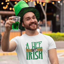 Load image into Gallery viewer, A Wee Bit Irish #2 Adult Tee