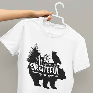 Always Grateful #3 Adult Tee