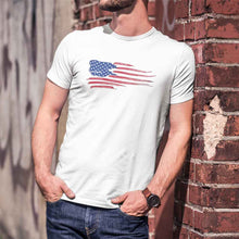 Load image into Gallery viewer, American Flag #5 Adult Tee