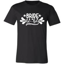 Load image into Gallery viewer, Bride to Be Adult Tee