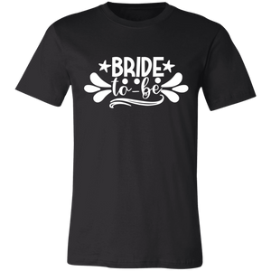 Bride to Be Adult Tee