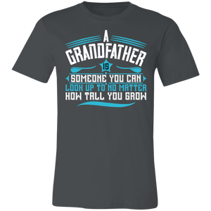 A Grandfather is #4 Adult Tee