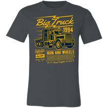 Load image into Gallery viewer, Big Truck Adult Tee