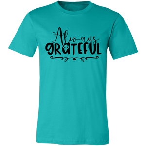 Always Grateful #2 Adult Tee