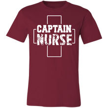 Load image into Gallery viewer, Captain Nurse Adult Tee