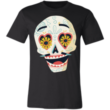 Load image into Gallery viewer, Artistic Skull #4 Adult Tee