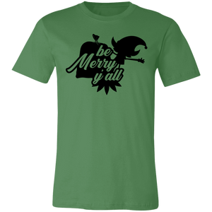 Be Merry Y'all #2 Adult Tee