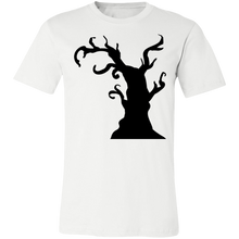 Load image into Gallery viewer, Creepy Tree #1 Adult Tee