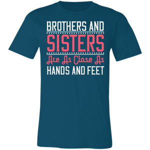 Brothers and Sisters #3 Adult Tee