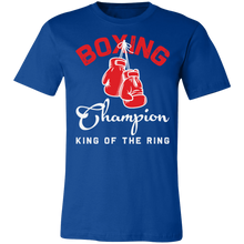 Load image into Gallery viewer, Boxing Champion Adult Tee