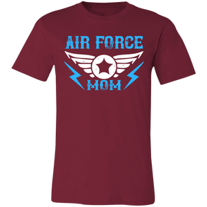 Air Force Mom Adult Tee