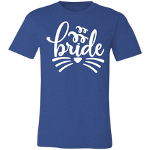 Load image into Gallery viewer, Bride #4 Adult Tee