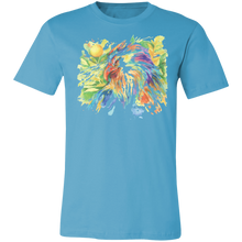Load image into Gallery viewer, Artistic Rooster #1 Adult Tee