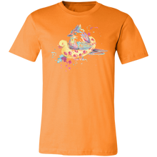 Load image into Gallery viewer, Artistic Bird #11 Adult Tee
