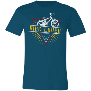 Bike Lover Adult Tee
