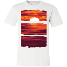 Load image into Gallery viewer, Artistic Desert Scene Adult Tee