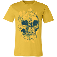 Load image into Gallery viewer, Artistic Skull #8 Adult Tee
