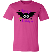 Load image into Gallery viewer, Batty For Daddy Adult Tee