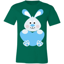 Load image into Gallery viewer, Bunny Heart Boy Adult Tee