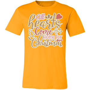 All Hearts Come Home for Christmas #3 Adult Tee