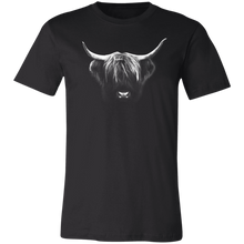 Load image into Gallery viewer, Bull Faded Adult Tee