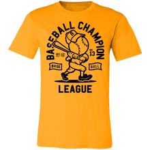 Load image into Gallery viewer, Baseball Champion League Adult Tee