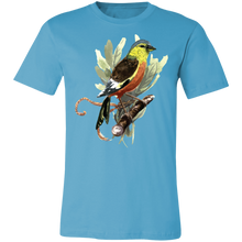 Load image into Gallery viewer, Artistic Bird #7 Adult Tee