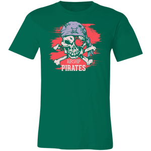 Airship Pirates Adult Tee