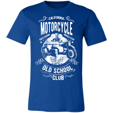Load image into Gallery viewer, California Old School Club Adult Tee