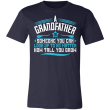 Load image into Gallery viewer, A Grandfather is #4 Adult Tee