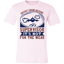 Load image into Gallery viewer, Aircraft Engine Mechanic Adult Tee