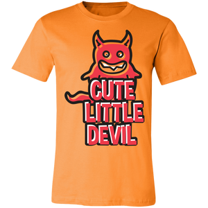 Cute Little Devil Adult Tee