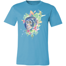 Load image into Gallery viewer, Artistic Monkey #2 Adult Tee