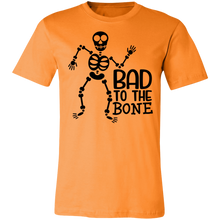 Load image into Gallery viewer, Bad To The Bone Adult Tee