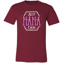 Load image into Gallery viewer, Best Nana Ever #2 Adult Tee