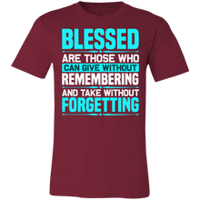 Load image into Gallery viewer, Blessed #2 Adult Tee