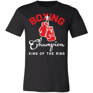 Boxing Champion Adult Tee