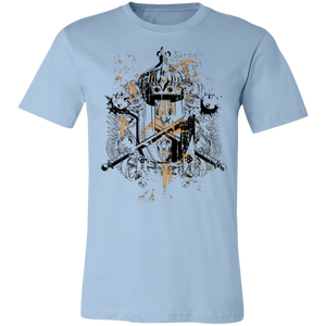 Crown and Spikes Adult Tee