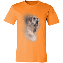 Load image into Gallery viewer, Artistic Dog #6 Adult Tee