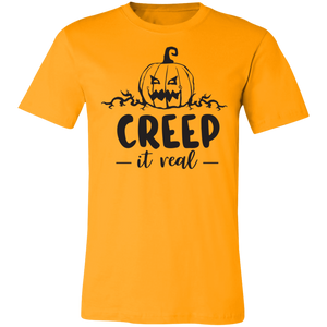 Creep it Real #2 Adult Tee