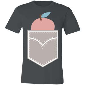 Apple in Pocket Adult Tee