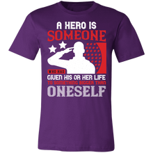 Load image into Gallery viewer, A Hero Adult Tee