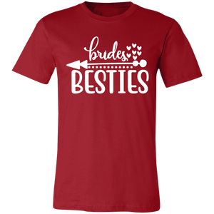 Brides Besties Adult Tee