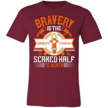 Load image into Gallery viewer, Bravery Adult Tee