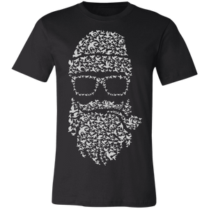 Bird Beard Adult Tee