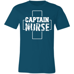 Captain Nurse Adult Tee