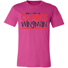 Load image into Gallery viewer, Cupid's Wingman #2 Adult Tee
